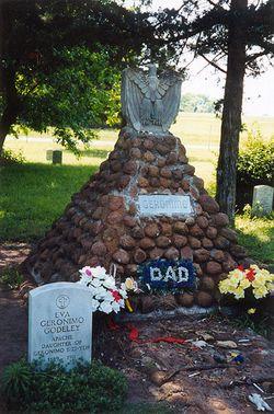 Gravesite near Father's Day