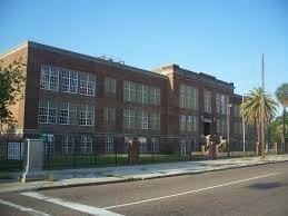 The New brick Stanton High School