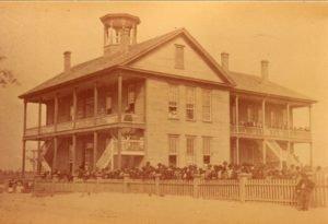 The Old Stanton school