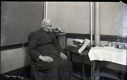 Father Palladino of St. Francis Xavier Church (Date Unknown)