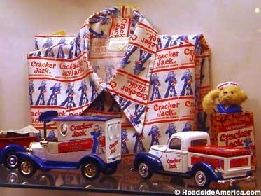Cracker Jack memorabilia