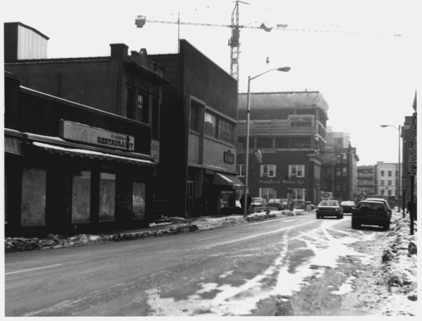 Northeast View of Summer Streat by J. Gardner in Jan. 1984