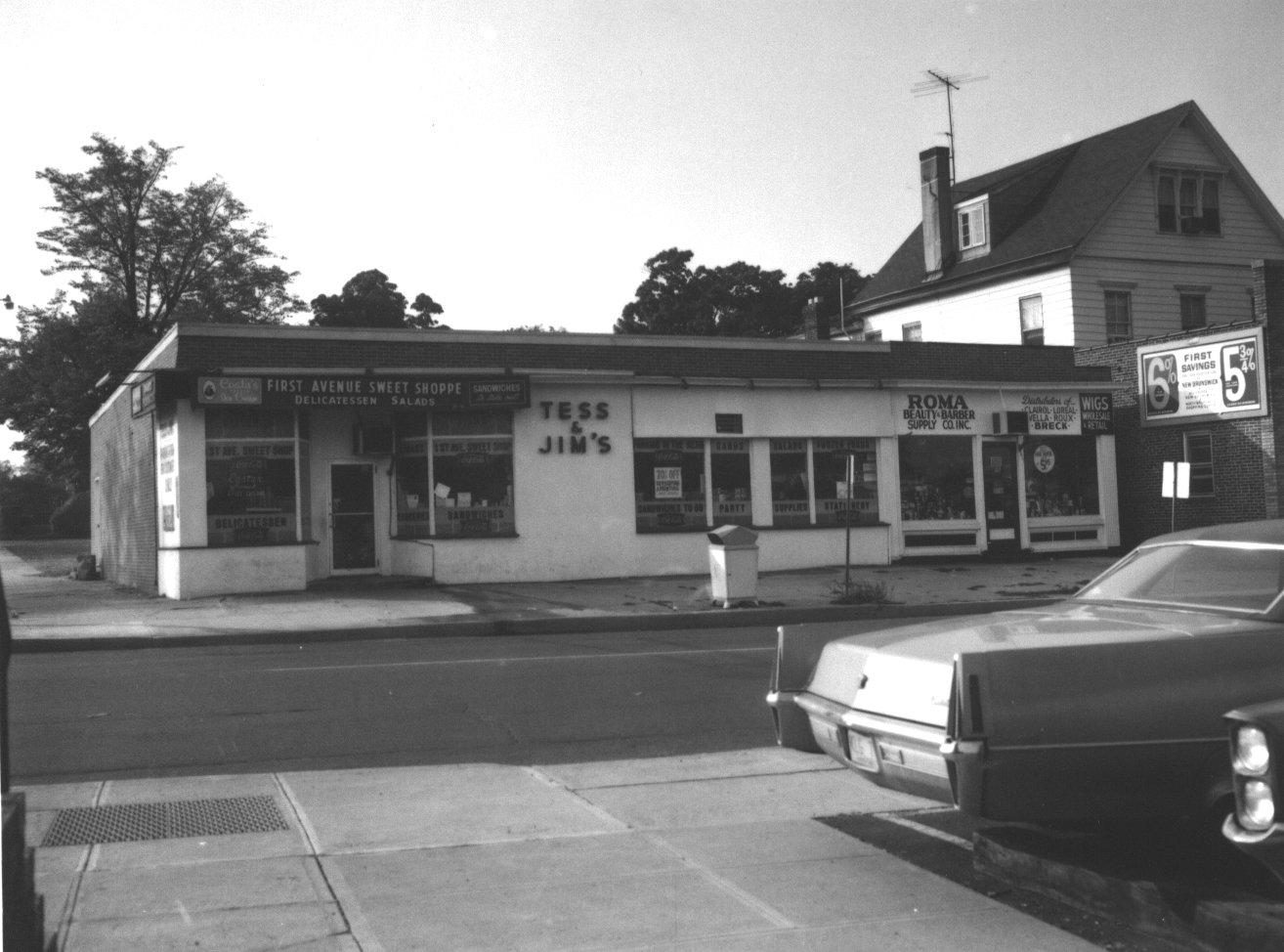 As a sweet shop in 1972