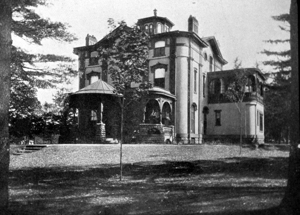 Meyer-Rice Mansion in 1908