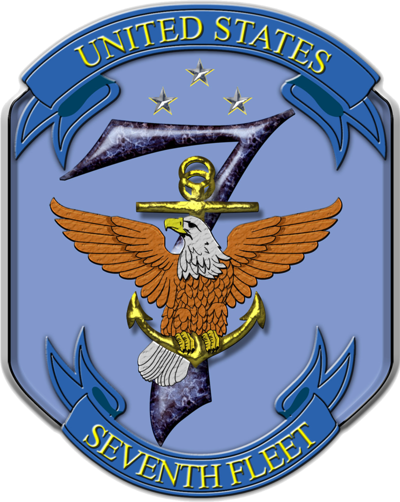 United States Seventh Fleet Insignia