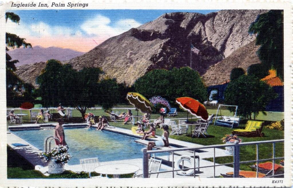 Vintage Postcard from the Ingleside Inn