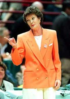 Coach Pat Summitt