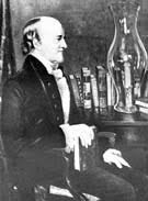 Professor Josiah Meigs, the eponym of Meigs Hall