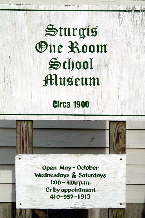 Sturgis One Room School House Museum