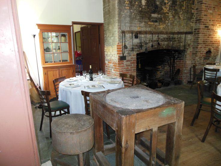 Inside the Teackle Mansion