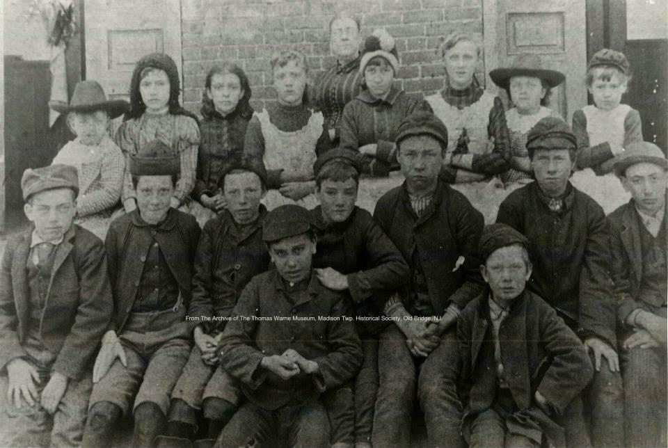 """Utah School"" photo circa 1890"