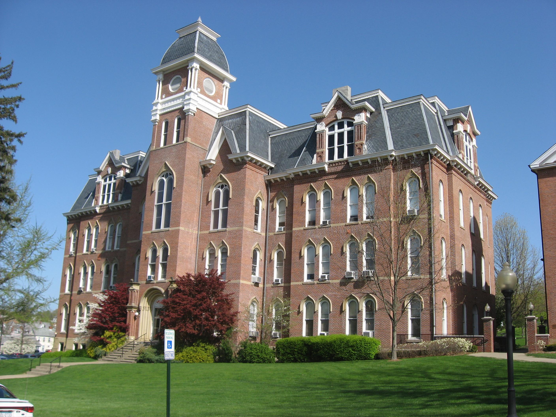 Miller Hall.