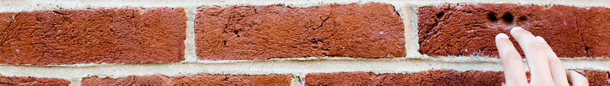 The fingerprints of this brick-maker are still visible over 120 years later.