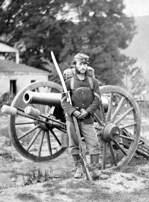 WV Union Soldier .
