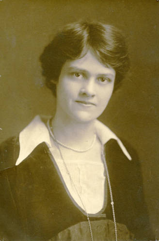 Julia Bedford Ideson (1880–1945) served the city of Houston for forty years and was the first librarian hired by the city.