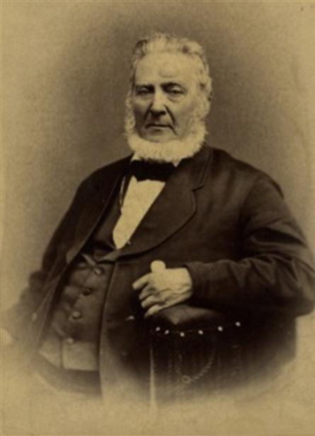 Francis Julius LeMoyne.