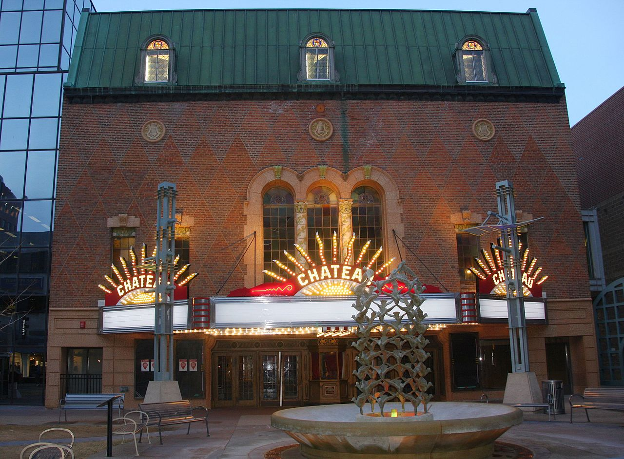 The former Chateau Theatre is one of the most important landmarks in Rochester and is now an educational, entertainment, and cultural center.