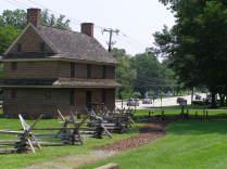 Barns-Brinton House c. 1714