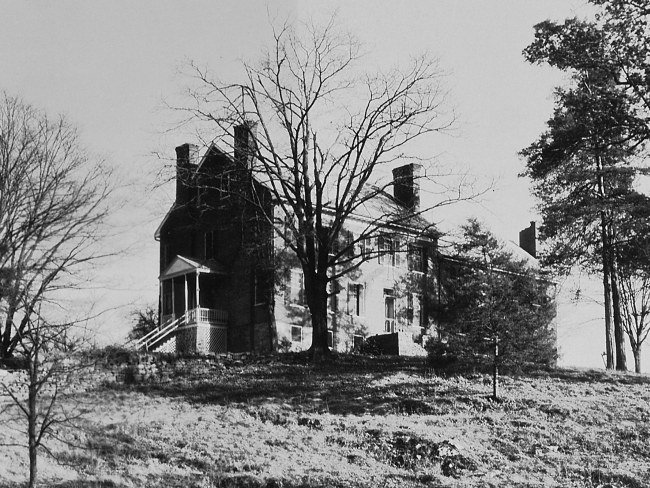 Brook Hall circa 1937