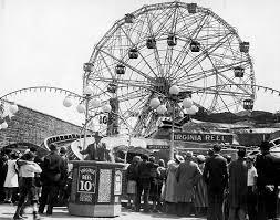 Ferris wheel, People, Infrastructure, Recreation