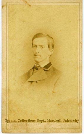 Ely Ensign, circa 1860s