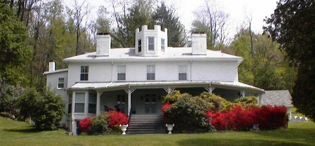 The Evergreen Mansion