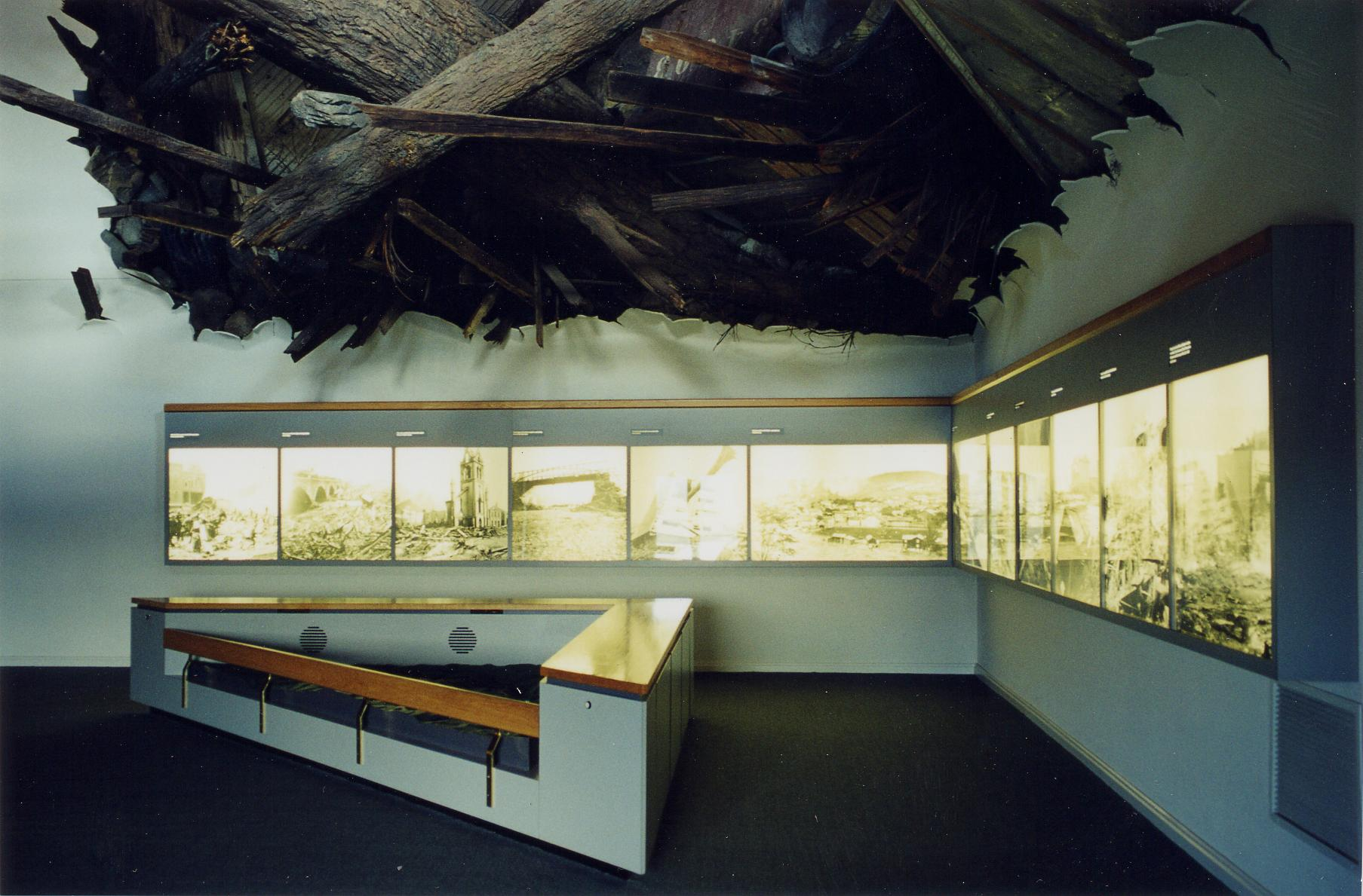 The museum includes a variety of exhibits that preserve the history of the flood that killed 2,209 residents in 1889.