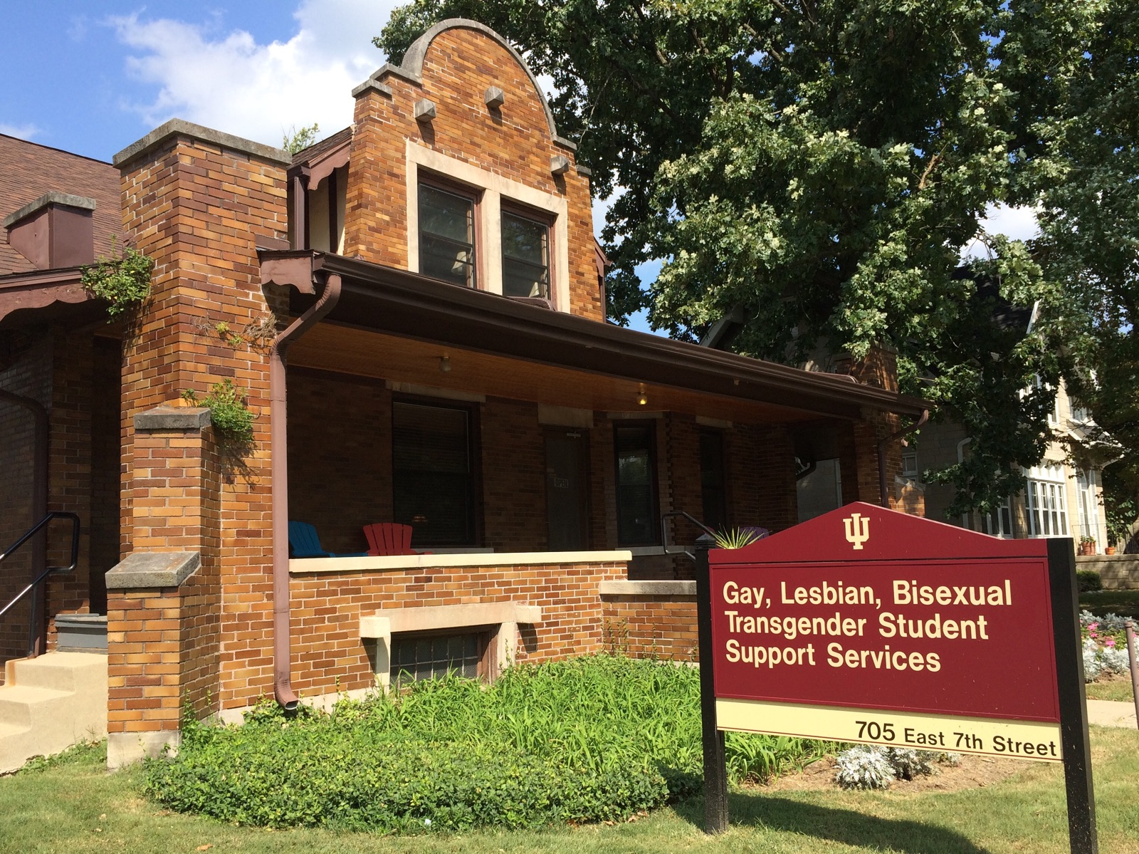 LGBTQ+ Culture Center at IU