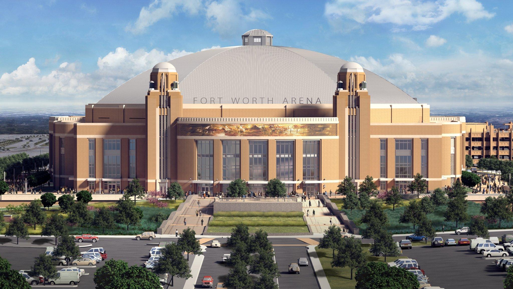 Fort Worth Arena
