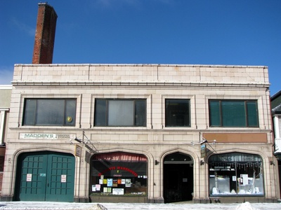 Touskey Storage Building
