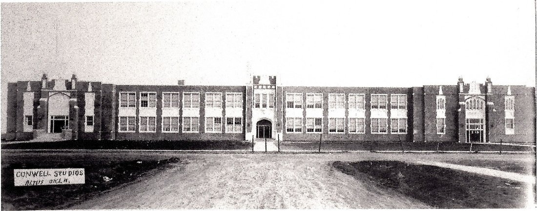 The fourth and final facility for Altus public schools (1930)