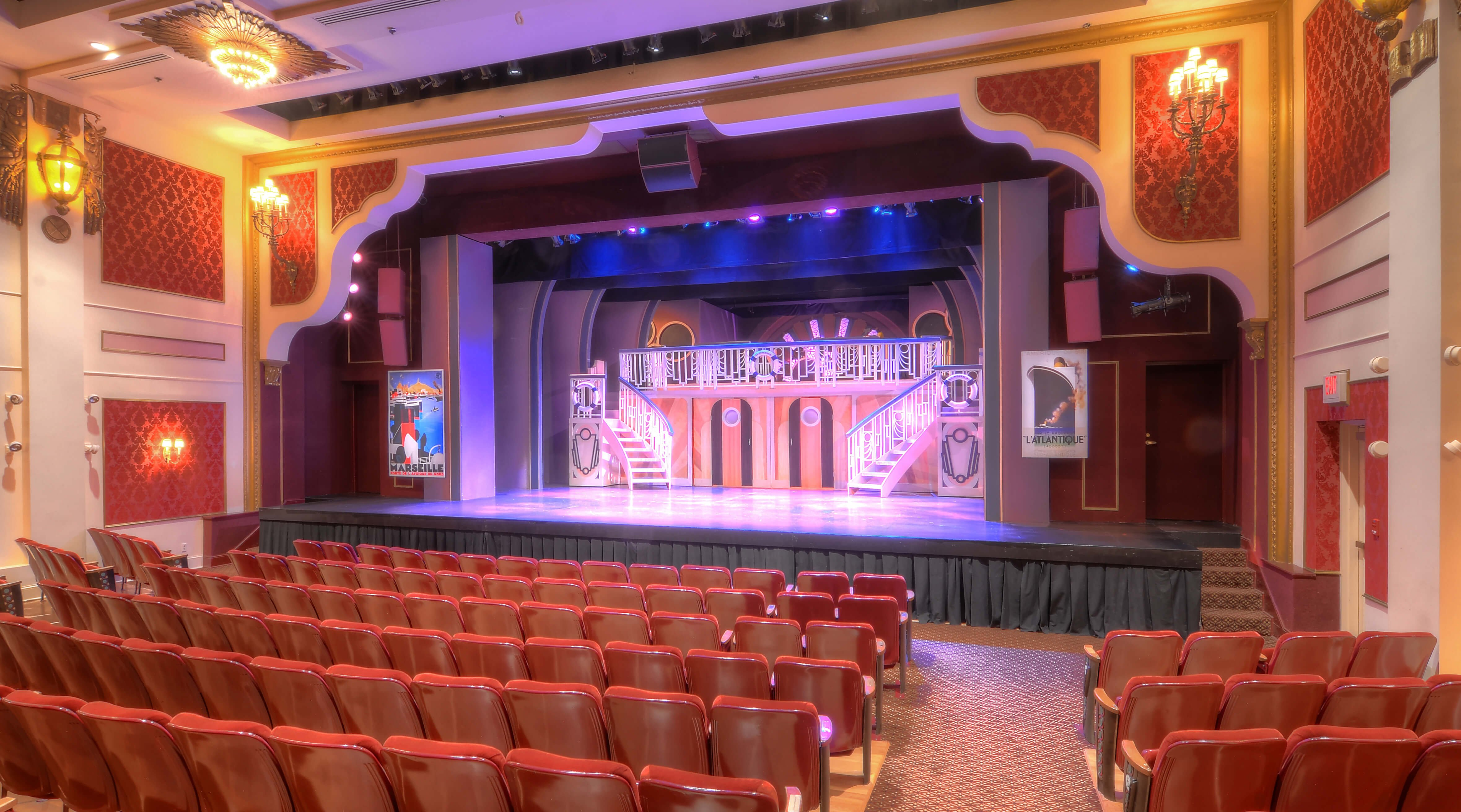 Barter Theatre's mains stage