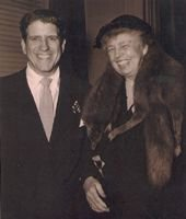 Robert Porterfield and Eleanor Roosevelt
