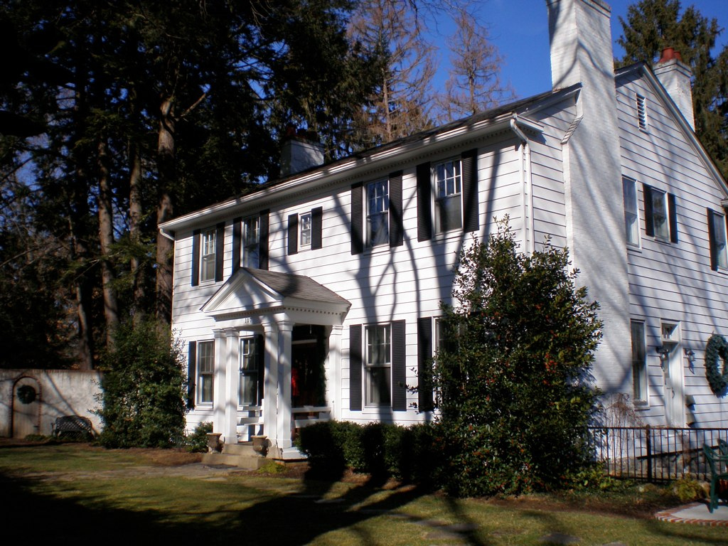 William Jennings Bryan's home in Asheville, NC