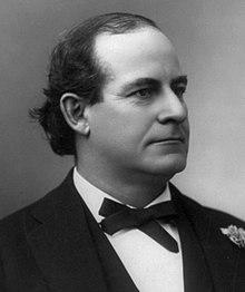 Photo of William Jennings Bryan