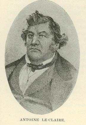 Antoine LeClaire (1797-1861)
