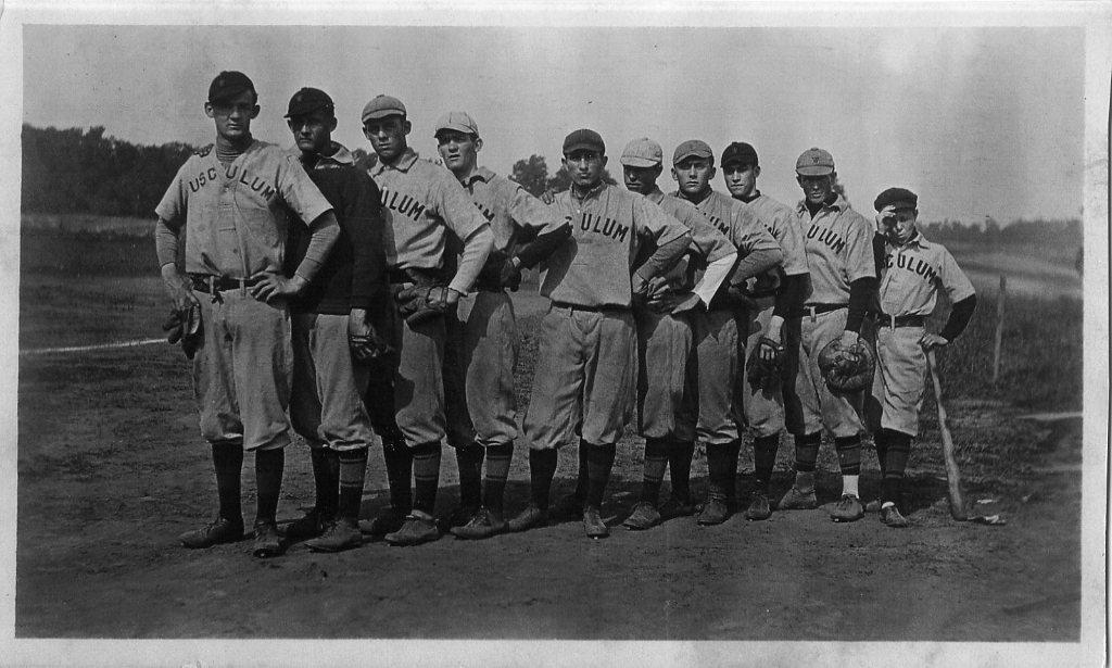 Tusculum Baseball, 1914