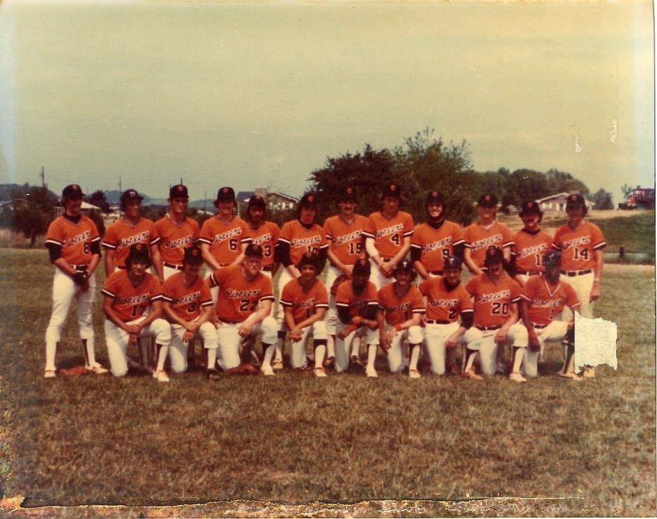 Tusculum Baseball, 1976
