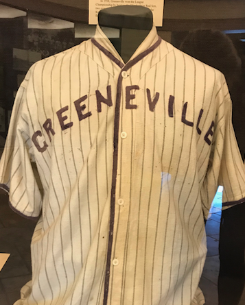 Early Greeneville Jersey