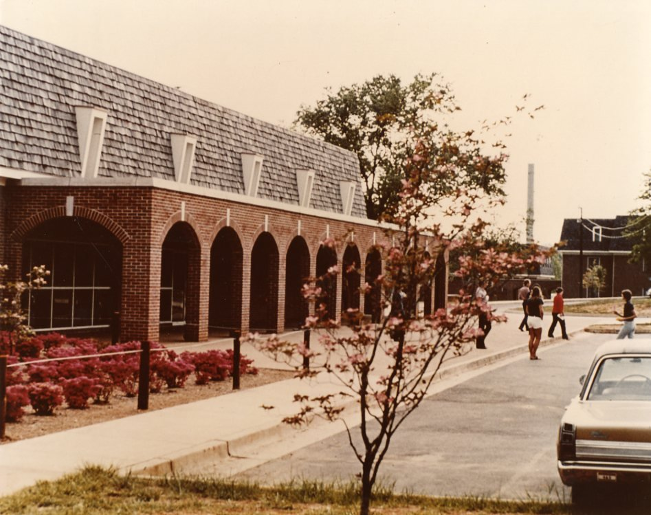 Simerly Student Union, 1970s