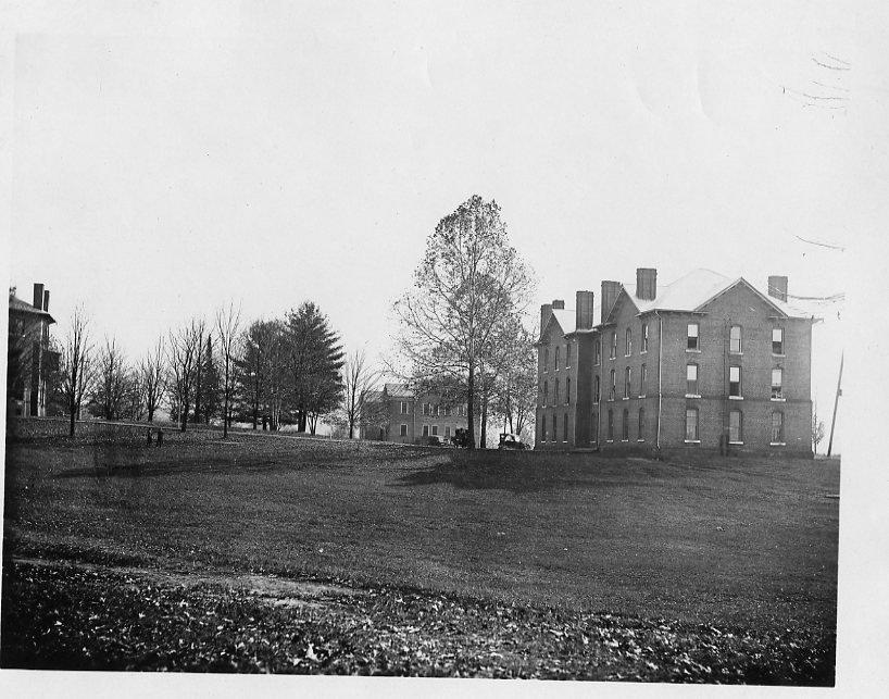 Craig Hall, circa 1900.