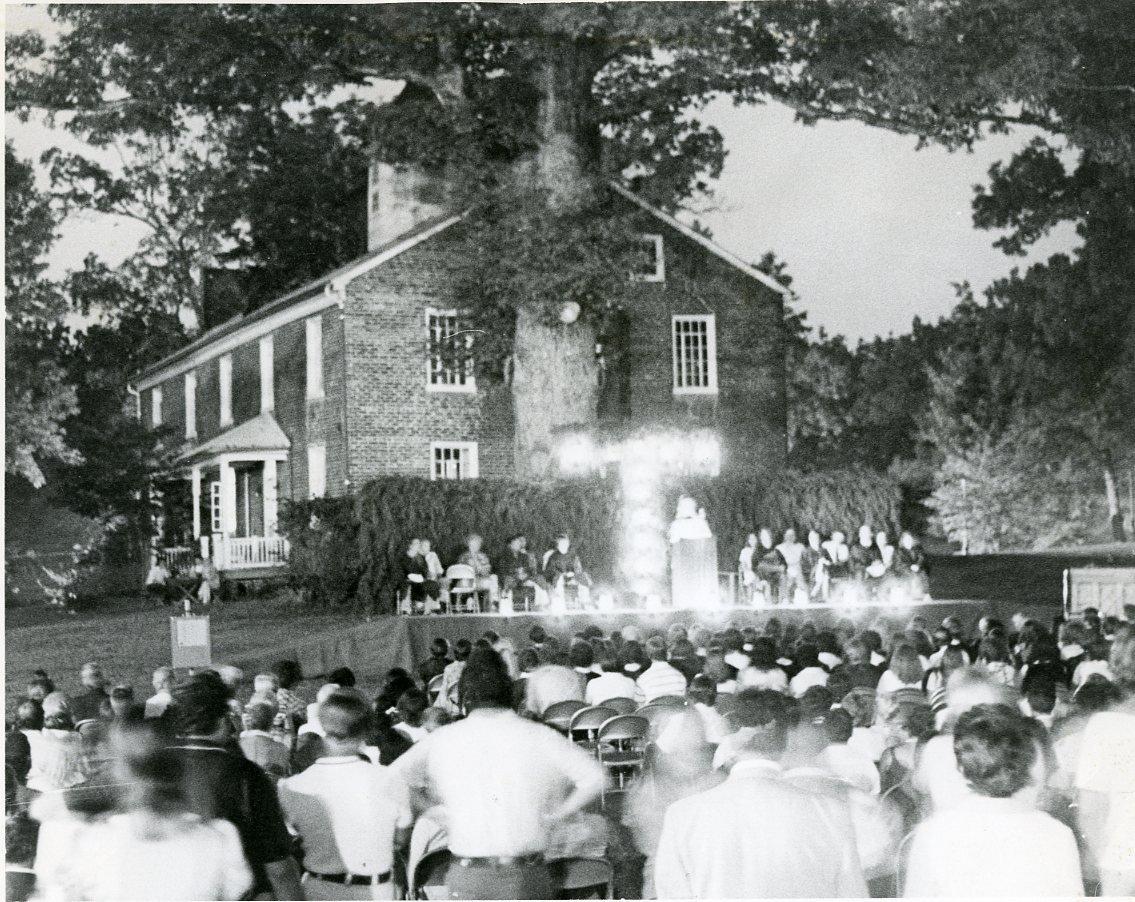 Lantern Festival, 1950s-1970s.
