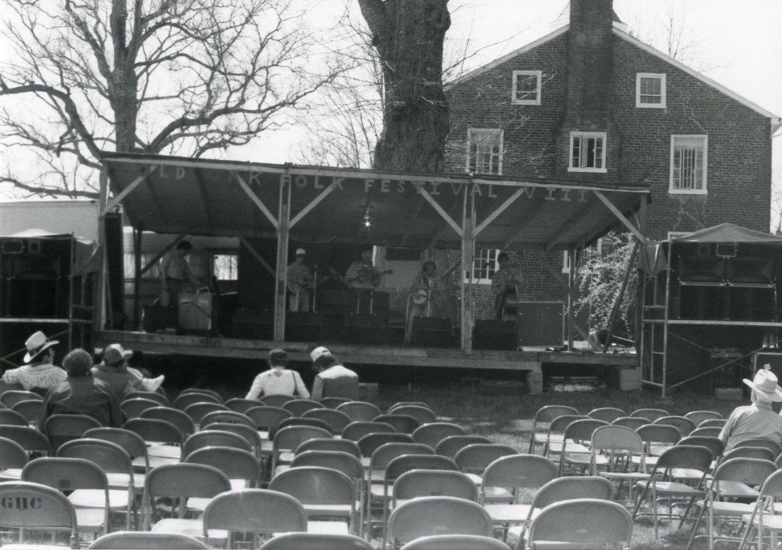 Old Oak Festival.
