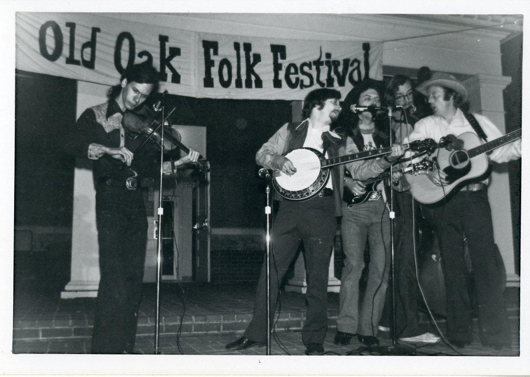 Old Oak Festival, circa 1970s.