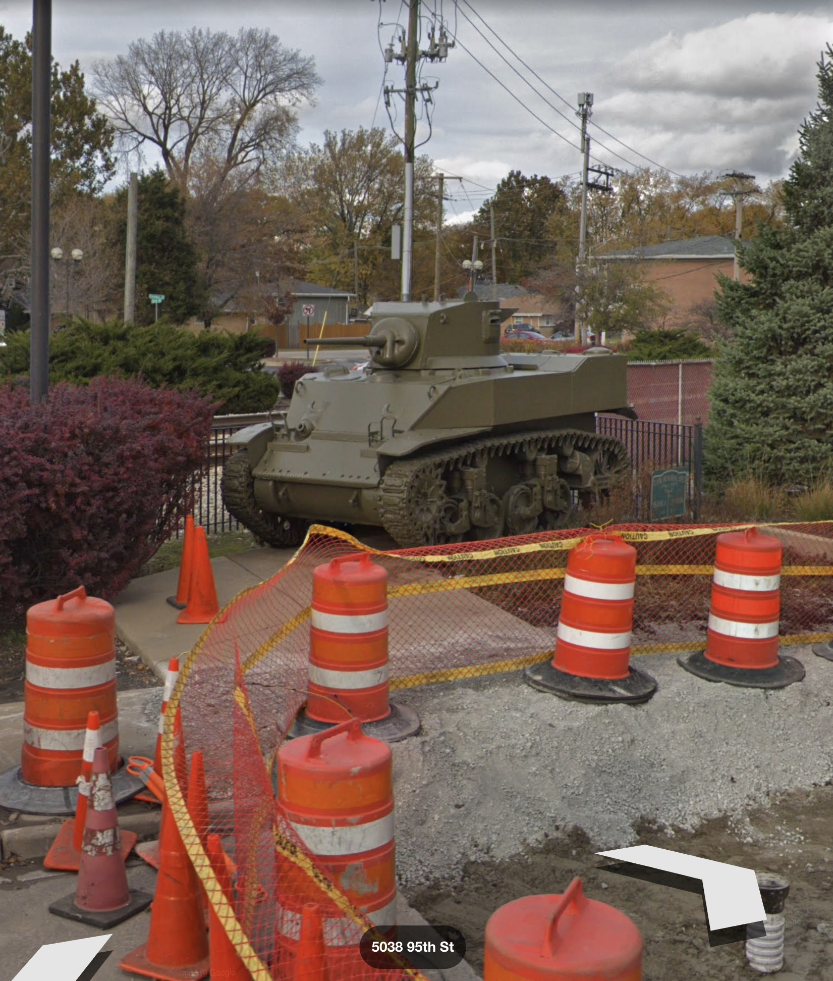 M5 Tank
