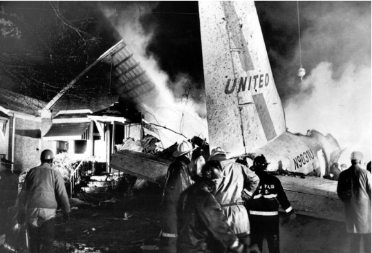 Flight 553 crash.