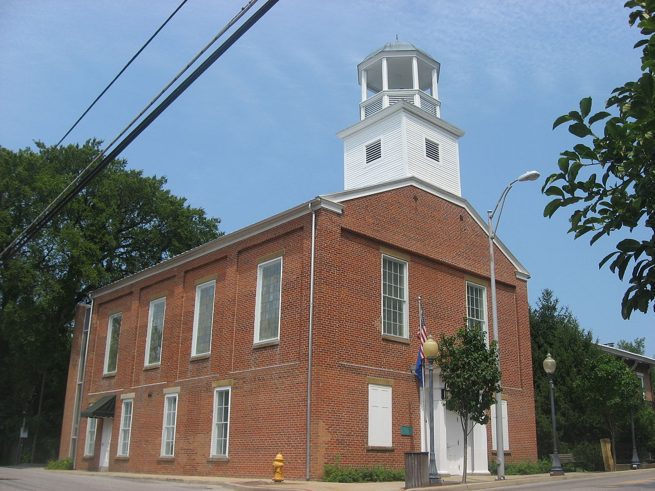 Newburgh Museum opened in 2012 and is located in the historic  Old Newburgh Presbyterian Church, which was built in 1853.