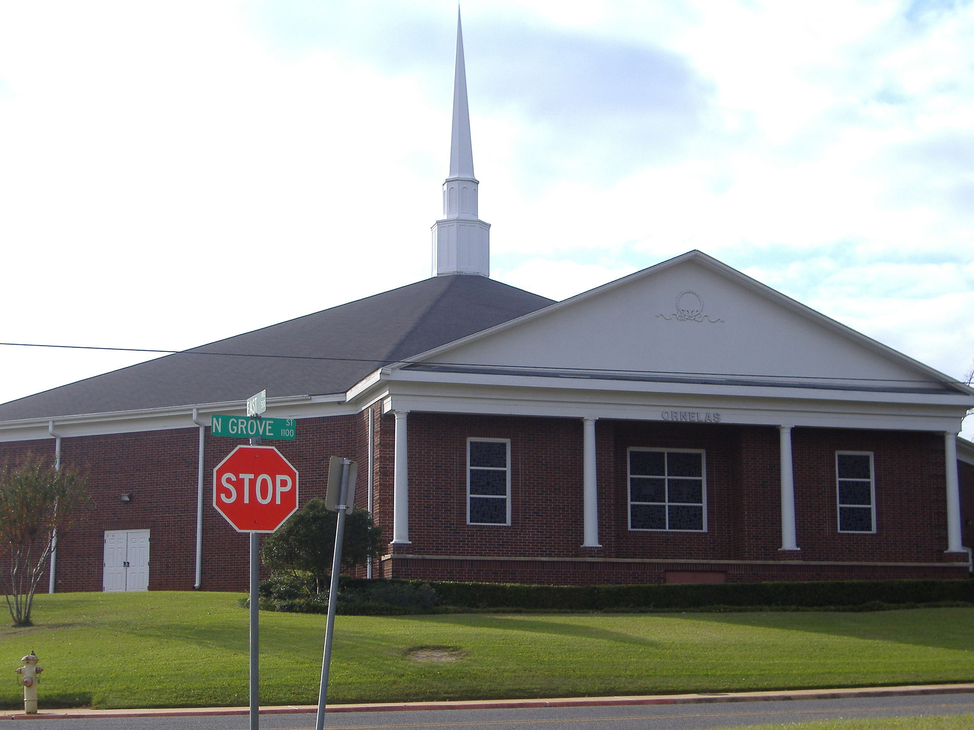 As ETBU is a Christ-centered institution, chapel services are regularly held at Ornelas Spiritual Life Center.