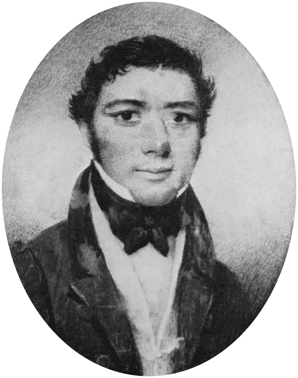 Captain John Dominis (1796–1846), the wealthy American merchant who built the house now known as Washington Place.