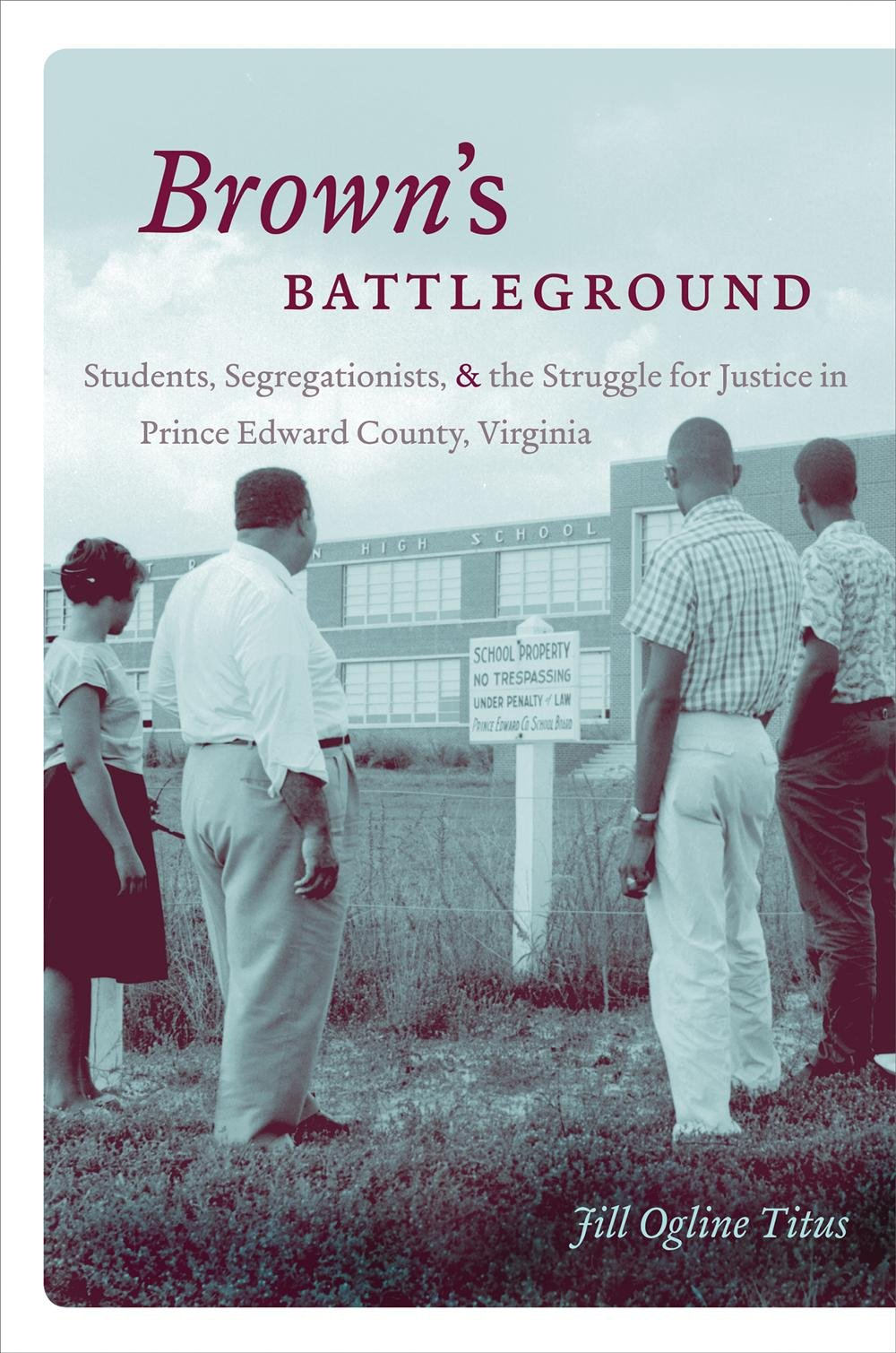 Brown's Battleground by Jill Titus-Click the link below for more information about this book